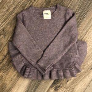 Purple Sweater from OshKosh